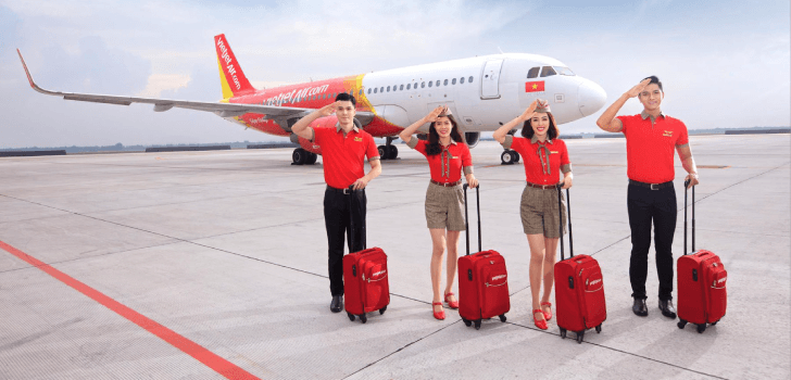 VietJet Air is a proof of strength of private sector.