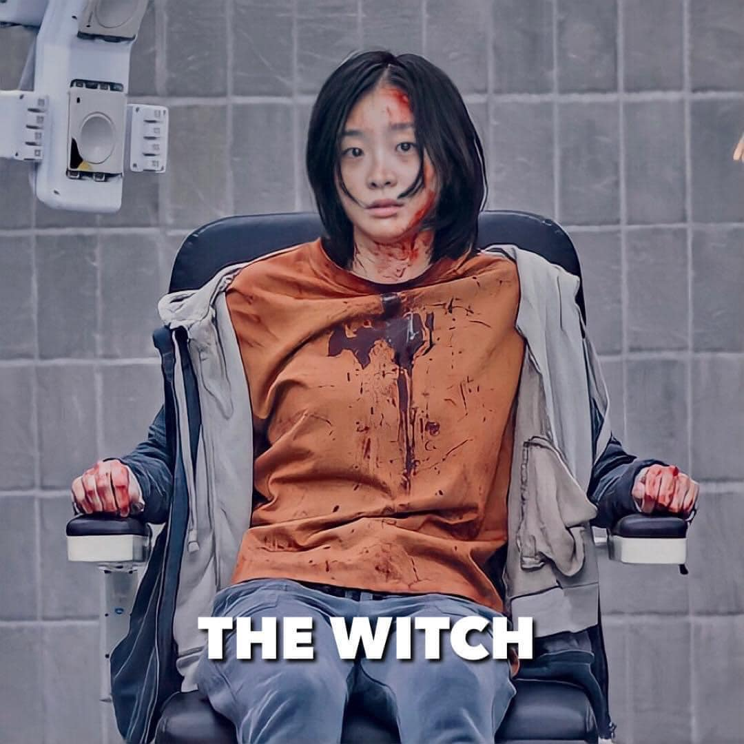 The Witch (2018)